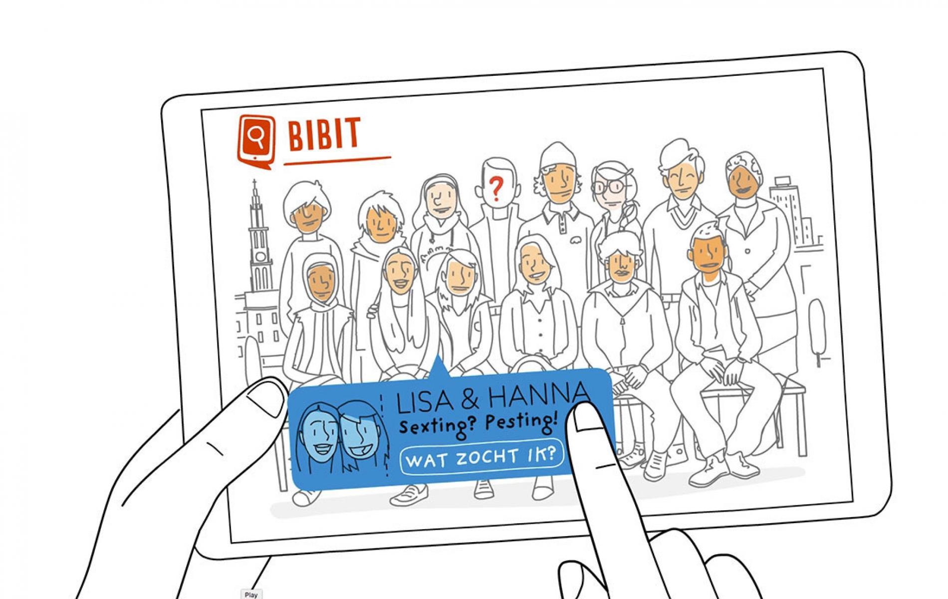 BIBIT app